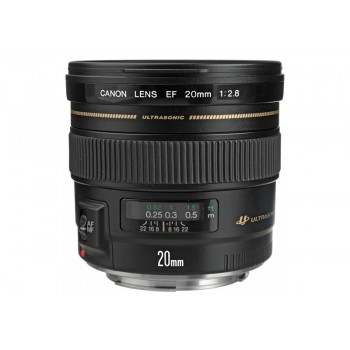Canon EOS EF 20mm F2.8 USM Lens (Canon Malaysia)
