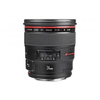 Canon EOS EF 24mm F1.4 L II USM Lens (Canon Malaysia)