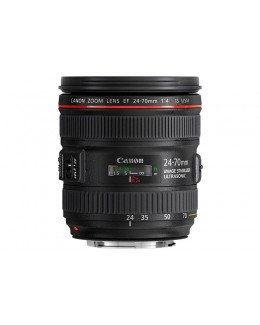 Canon EOS EF 24-70mm F4.0 L IS USM Lens (Canon Malaysia)
