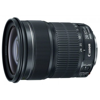 Canon EOS EF 24-105mm F3.5-5.6 IS STM Lens ( Canon Malaysia )