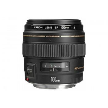 Canon EOS EF 100mm F2 USM Lens ( Canon Malaysia )