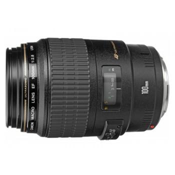 Canon EOS EF 100mm F2.8 Macro USM Lens ( Canon Malaysia )