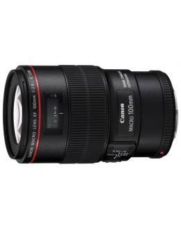 Canon EOS EF 100mm F2.8 Macro L IS USM Lens ( Canon Malaysia )