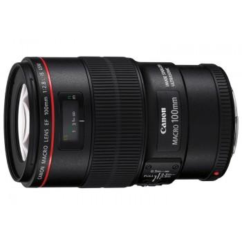 Canon EOS EF 100mm F2.8 Macro L IS USM Lens ( Canon Malaysia )