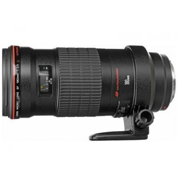 Canon EOS EF 180mm F3.5 Macro L USM Lens ( Canon Malaysia )