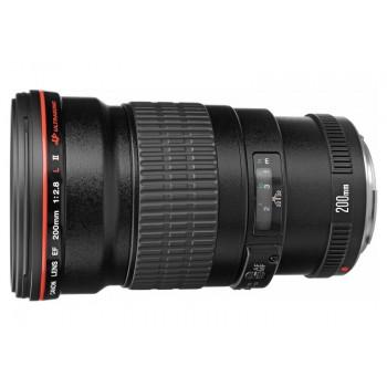 Canon EOS EF 200mm F2.8 L II USM Lens ( Canon Malaysia )