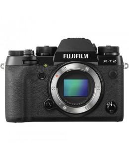 FUJIFILM X-T2 with XF18-55mm F2.8-4 R Lens (Free 32GB UHS-II SD Card) (Fujifilm Malaysia)