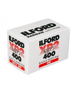 Ilford XP2 Super Black and White Negative Film (35mm Roll Film, 36 Exposures)