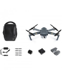 (Pre-order) DJI Mavic Pro Quadcopter Fly More Combo (ETA: 2017)
