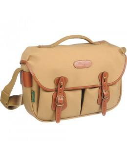 Billingham Hadley Pro Shoulder Bag (Khaki Canvas & Tan Leather)