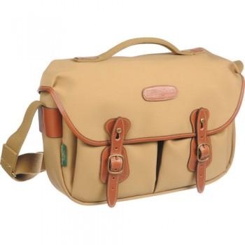 Billingham Hadley Pro Shoulder Bag (Khaki Canvas & Tan Leather)