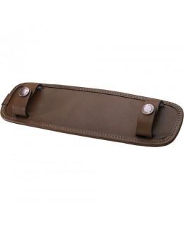 Billingham SP40 Leather Shoulder Pad (Chocolate)