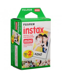 Fujifilm Instax Mini Twin Pack Film (20 pcs)