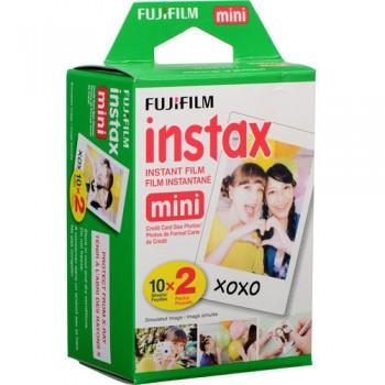 Fujifilm Instax Mini Twin Pack Film (20 pcs)