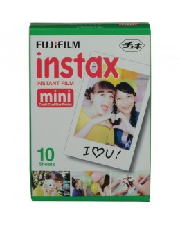 Fujifilm Instax Mini Single Pack Film (10pcs)