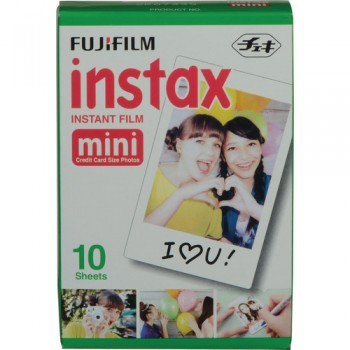 Fujifilm Instax Mini Single Pack Film (10pcs)