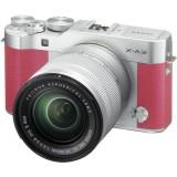 Fujifilm X-A3 Mirrorless Digital Camera with 16-50mm Lens PINK  * CNY Promotion * (FOC 32GB SD Card & Leather Half Case & Bag & NP-W126 Battery ) (Fujifilm Malaysia)