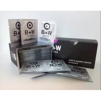 B+W Lens Cleaning Tissues (50 Counts)
