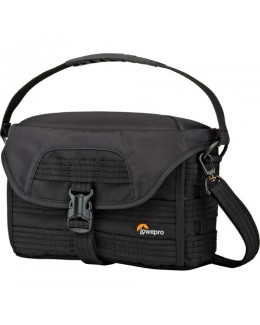 Lowepro ProTactic SH 120 AW Shoulder Bag for a Mirrorless Camera System (Black)