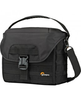 Lowepro ProTactic SH 180 AW Shoulder Bag for a DSLR Camera & Lenses (Black)