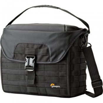 Lowepro ProTactic SH 200 AW Camera Shoulder Bag (Black)