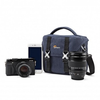 Lowepro Scout SH 120 AW Mirrorless Camera Bag (Slate Blue)