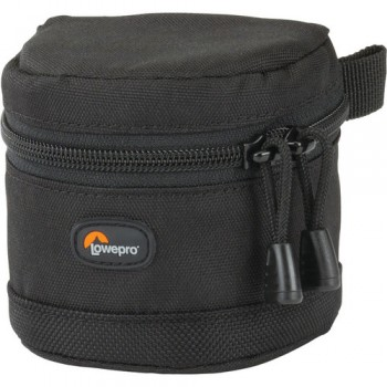Lowepro Lens Case 8 x 6cm (Black)