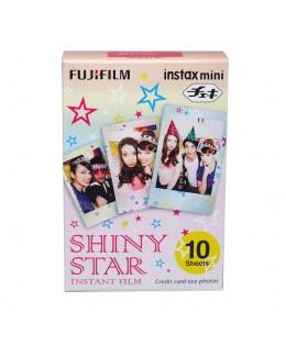 Fujifilm Instax Mini Shiny Star Film (10 pcs)
