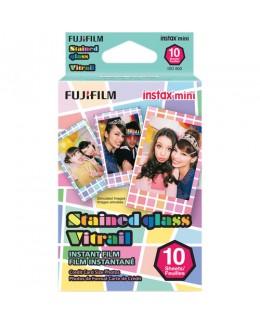 Fujifilm Instax Mini Stained Glass Film (10 pcs)