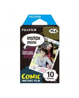 Fujifilm Instax Mini Comic Film (10 pcs)