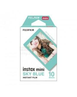 Fujifilm Instax Mini Sky Blue Film (10 pcs)