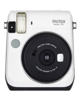 Fujifilm Instax Mini 70 Instant Film Camera (White) + Fujifilm Instax Mini Twin Pack Film (20 pcs) (Fujifilm Malaysia)