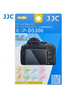 JJC GSP-D5300 Ultra-thin Optical Glass Screen Protector for Nikon D5300 / D5500