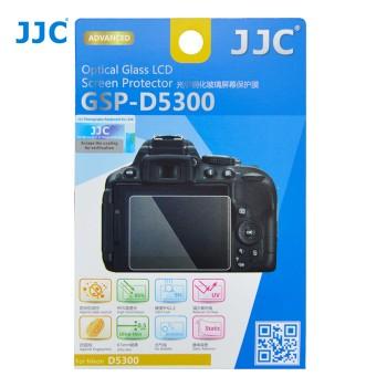 JJC GSP-D5300 Ultra-thin Optical Glass Screen Protector for Nikon D5300 / D5500