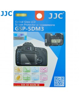 JJC GSP-5DM3 Ultra-thin Optical Glass Screen Protector for Canon EOS 5D Mark III / 5DS / 5DS R