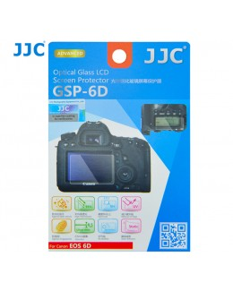 JJC GSP-6D Ultra-thin Optical Glass Screen Protector for Canon EOS 6D
