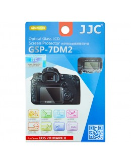 JJC GSP-7DM2 Ultra-thin Optical Glass Screen Protector for Canon EOS 7D Mark II