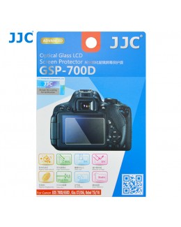 JJC GSP-700D Ultra-thin Optical Glass Screen Protector for Canon EOS 750D / 700D / 650D