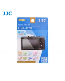 JJC GSP-X70 Ultra-thin Optical Glass Screen Protector for Fujifilm X70