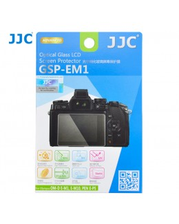 JJC GSP-EM1 Ultra-thin Optical Glass Screen Protector for Olympus OM-D E-M1 / E-M10 / PEN E-P5 / E-PL7 / E-M5 MARK II