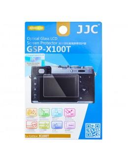 JJC GSP-X100T Ultra Thin Optical Glass Screen Protector for Fujifilm X100T / XA-2 / XA-1 / XM-1