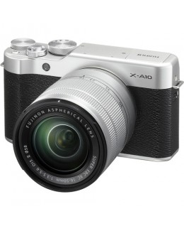 Fujifilm X-A10 Mirrorless Digital Camera with 16-50mm Lens (Fujifilm Malaysia)