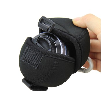 JJC JN-S Neoprene Lens Pouch