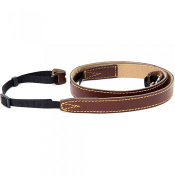 Artisan & Artist RDS-LT100 Leather Camera Strap (Brown)