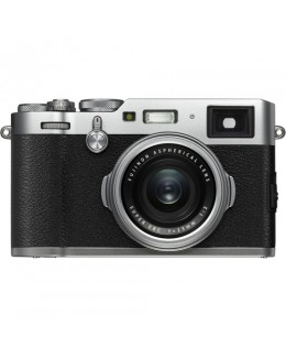 Fujifilm X100F Digital Camera (Silver) (Fujifilm Malaysia) (Free 32GB SD Card)