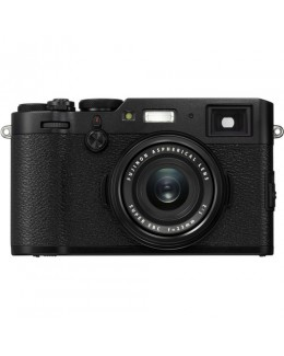 Fujifilm X100F Digital Camera (Black) (Fujifilm Malaysia) (Free 32GB SD Card)