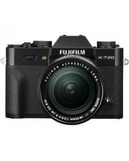 Fujifilm X-T20 + 18-55mm Kit Lens (Black) (Fujifilm Malaysia) * CNY Promotion * Instant Cash Back RM200 (Free 32GB SD Card & NP-W126 Battery)
