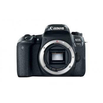 Canon EOS 77D Body (Canon Malaysia)