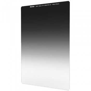 NiSi 150 x 170mm Nano Soft-Edge Graduated IRND 1.2 Filter (4 Stop)